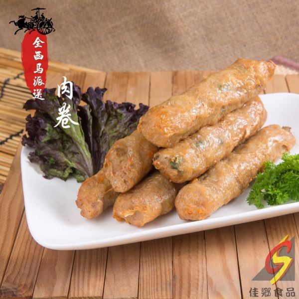 BEANCURD MEAT ROLL Ивѕн (7X1) Fried Dim Sum Malaysia, Johor, Kulai Supply, Supplier, Manufacturer | Ciasiang Foods Sdn Bhd