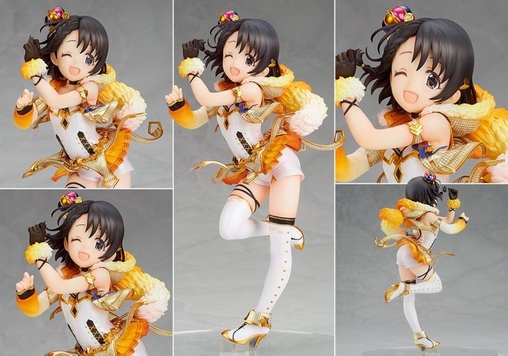 Alter : THE iDOLM@STER Cinderella Girls - Sasaki Chie - Party Time Gold Ver -