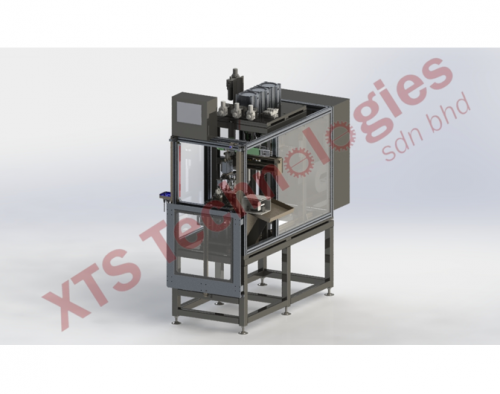 Bush Inserting Machines created by XTS Technologies