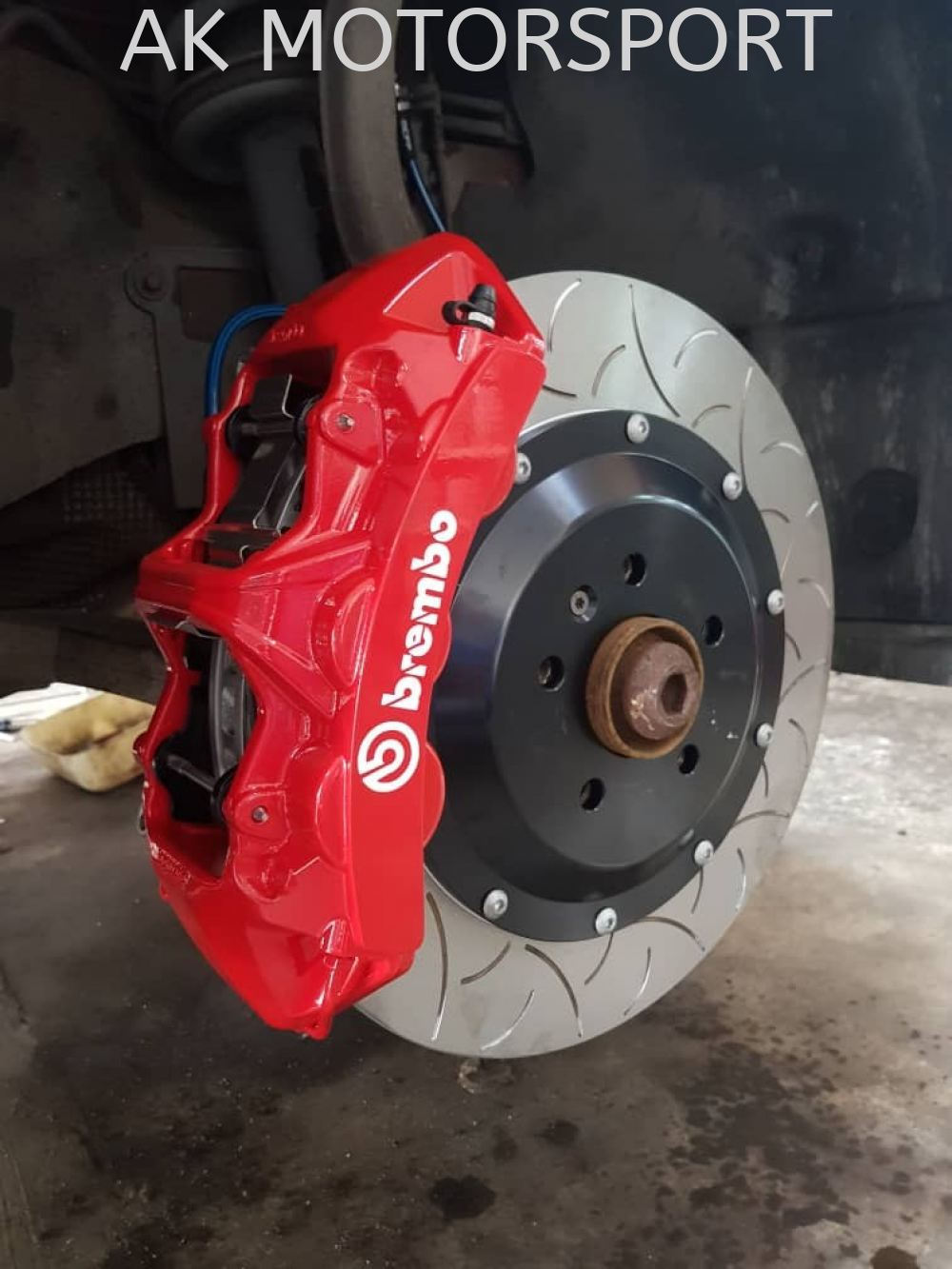Brembo GT6 380mm Audi RS5