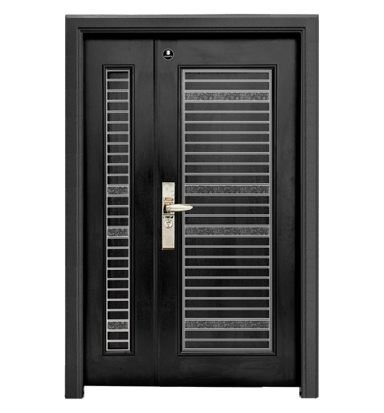 D4-304G Stainless Steel Series Deluxe Security Door  Doors Johor Bahru JB Malaysia Supplier, Supply, Supplies | KOON SIONG KEY MARKETING SDN BHD