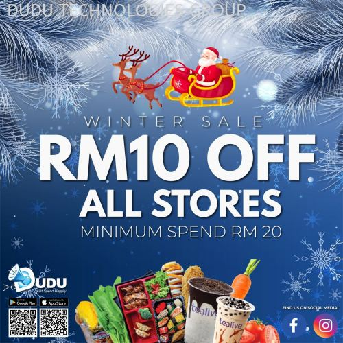 Get RM10 OFF and special gifts for each of your purchase!