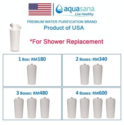 AQUASANA AQ-4125 Shower Filter Replacement Cartridge