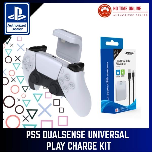 PS5 DUALSENSE DOBE UNIVERSAL PLAY CHARGE KIT Accessories PS5 PS4 Malaysia, Selangor, Kuala Lumpur (KL), Klang, Shah Alam, Banting Supplier, Suppliers, Supply, Supplies   HG Time Enterprise