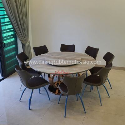 Majestic Dining Table   Palisandro   10 Seaters