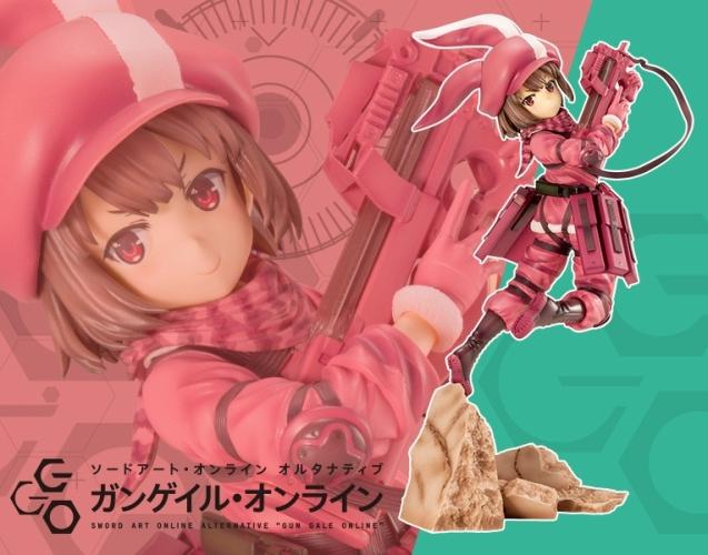 Kotobukiya : SAO - Gun Gale Online - LLENN