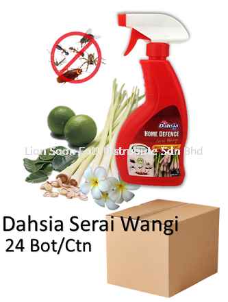500ml Serai Wangi Insect Repellent Spray(24bot)