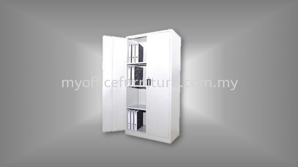 MY-S118 FULL HEIGHT CUPBOARD WITH STEEL SWING DOOR (RM 444.00/UNIT) Steel Cabinets & Steel Furniture FILING CABINETS & STORAGE Selangor, Malaysia, Kuala Lumpur (KL), Klang Supplier, Suppliers, Supply, Supplies | myofficefurniture.com.my