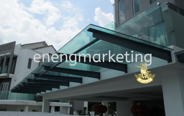 RF 10- T-Beam With Glass Roof ROOFING Selangor, Malaysia, Kuala Lumpur (KL), Klang Supplier, Suppliers, Supply, Supplies   E Neng Marketing Sdn Bhd