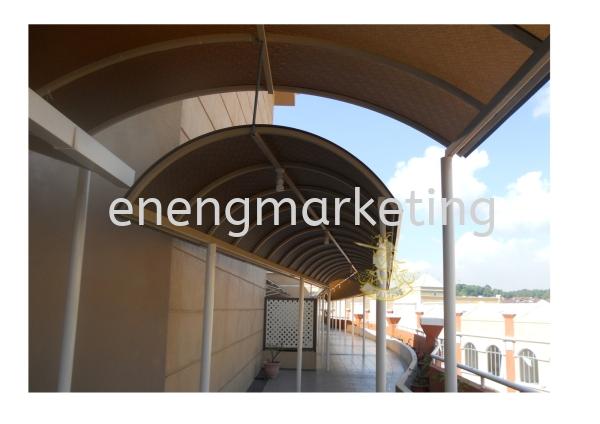 RF 07- Polycarbonate Roof ROOFING Selangor, Malaysia, Kuala Lumpur (KL), Klang Supplier, Suppliers, Supply, Supplies   E Neng Marketing Sdn Bhd
