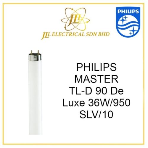 PHILIPS MASTER TL-D 90 DE-LUXE 36W/950 TUBE