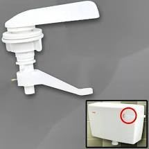 PVC FLUSH HANDLE