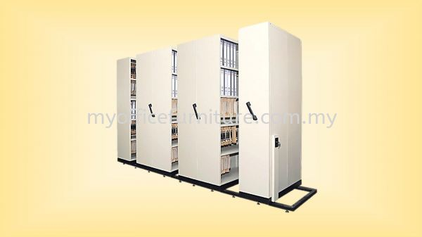 6 BAY MOBILE COMPACTOR (RM 3,918.00/UNIT) Steel Cabinets & Steel Furniture FILING CABINETS & STORAGE Selangor, Malaysia, Kuala Lumpur (KL), Klang Supplier, Suppliers, Supply, Supplies | myofficefurniture.com.my