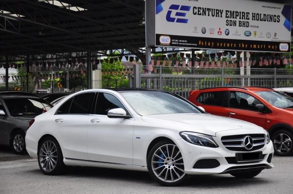 MERCEDES BENZ C350E 2017 CKD C350e MERCEDES Selangor, Subang Jaya, Malaysia, Kuala Lumpur (KL) Car Dealer   Century Empire Holdings Sdn Bhd