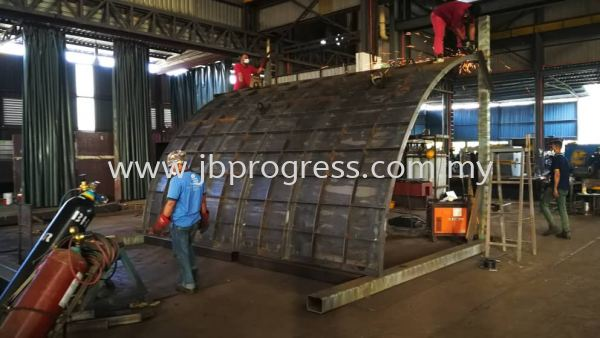 Steel Structures Steel Form / Concrete Mould General Metal Fabrication Johor Bahru, JB, Senai, Johor. Supplier, Supplies, Supply, Manufacturer | JB Progress Fabricator & Engineering Sdn Bhd