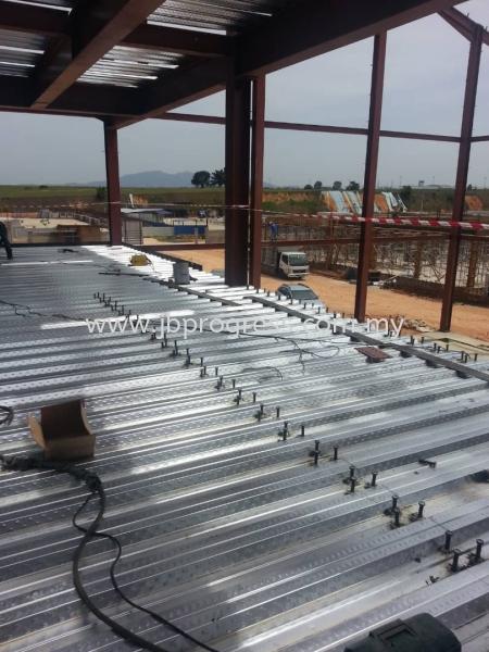 Steel Structures Works Steel Platform General Metal Fabrication Johor Bahru, JB, Senai, Johor. Supplier, Supplies, Supply, Manufacturer | JB Progress Fabricator & Engineering Sdn Bhd