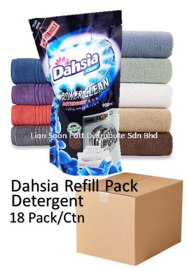 900ml Refill Pack Detergent(18pack)