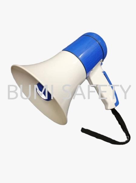 Handheld Mini Megaphone Others Protection Selangor, Kuala Lumpur (KL), Puchong, Malaysia Supplier, Suppliers, Supply, Supplies | Bumi Nilam Safety Sdn Bhd