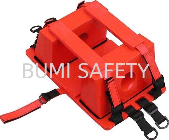 Head Immobilizer First Aid Kit Medical Equipment Selangor, Kuala Lumpur (KL), Puchong, Malaysia Supplier, Suppliers, Supply, Supplies | Bumi Nilam Safety Sdn Bhd