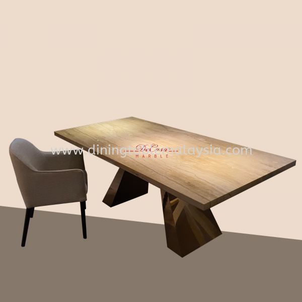 Nuvalato   Italy   Table Only   RM7,999 Rectangular Marble Table Promotion / Clearance Item  Malaysia, KL Manufacturer, Exporter   DeCasa Marble Sdn Bhd