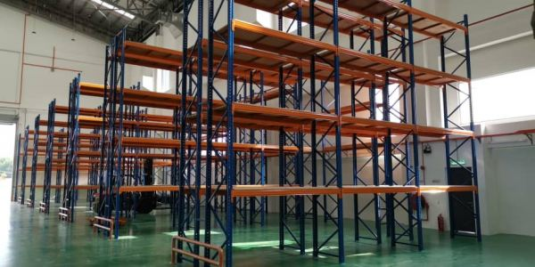 SELECTIVE PALLET RACKING SYSTEM RACKING SOLUTION Penang, Malaysia, Simpang Ampat Supplier, Suppliers, Supply, Supplies | Newcas Industries (M) Sdn Bhd
