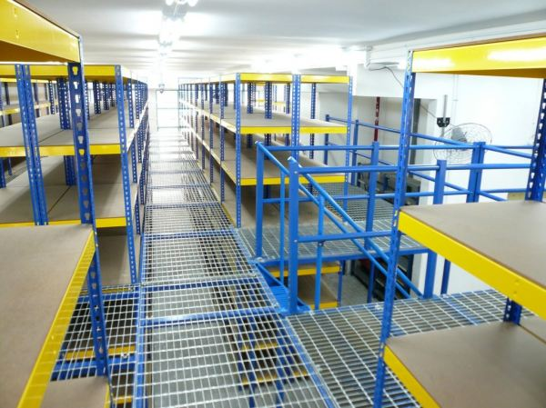 MULTI TIER SHELVING SYSTEM SHELVING SOLUTION Penang, Malaysia, Simpang Ampat Supplier, Suppliers, Supply, Supplies | Newcas Industries (M) Sdn Bhd