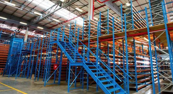 RACK SUPPORT MEZZANINE FLOOR SYSTEM MEZZANINE FLOOR SOLUTION Penang, Malaysia, Simpang Ampat Supplier, Suppliers, Supply, Supplies | Newcas Industries (M) Sdn Bhd