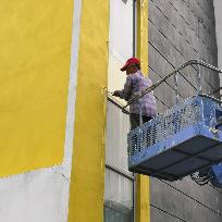 Pu injection for building - Subang Hi Tech Waterproofing Selangor, Malaysia, Kuala Lumpur (KL) Services | Hong Lai Building Construction