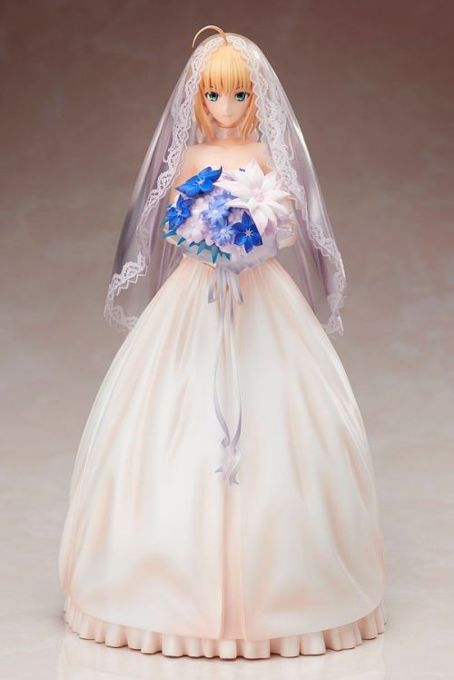 Type-Moon : [ Fate Stay Night 10th Anniversary ] Saber - 10th Royal Dress Ver.