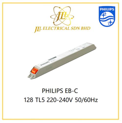 PHILIPS EB-C 128 TL5 220-240V 50/60Hz
