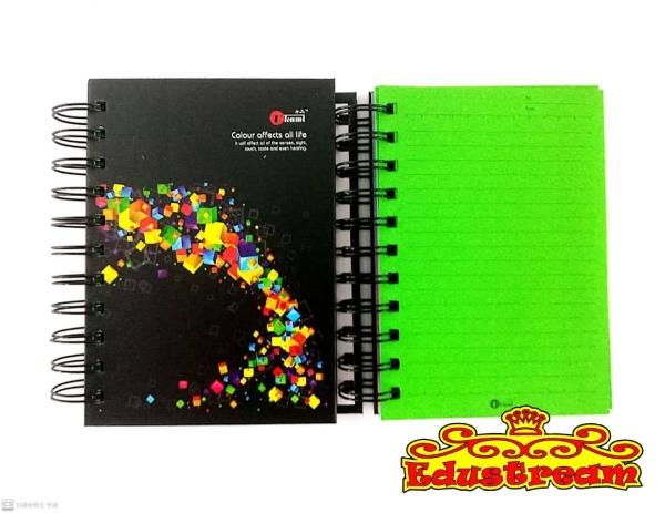 UKAMI RING NOTEBOOK A6 Notebook Stationery Johor Bahru (JB), Malaysia Supplier, Suppliers, Supply, Supplies | Edustream Sdn Bhd