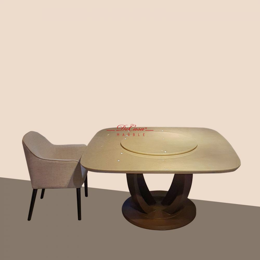 Royal Botticino | Italy | 6-8 Seaters | Dining Table only