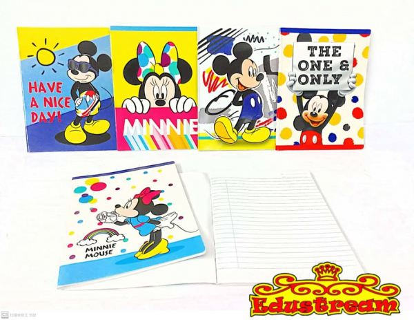 CAMPAP DISNEY EXERCISE BOOK F5 Notebook Writing & Correction Stationery & Craft Johor Bahru (JB), Malaysia Supplier, Suppliers, Supply, Supplies | Edustream Sdn Bhd