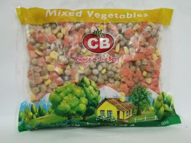CB Mixed Vegetables 500g