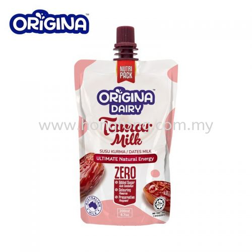 Origina milk 200ml-tamar