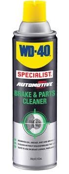 WD-40 BRAKE & PARTS CLEANER