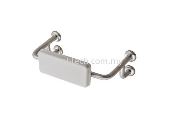 Assist Back Rest (100340) Johnson Suisse  Grab Bar  Bathroom Accessories Johor Bahru (JB), Malaysia, Johor Jaya Supplier, Suppliers, Supply, Supplies | Bathtech Building Products Sdn Bhd