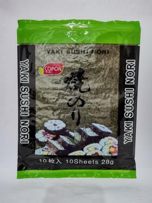 Yaki Sushi Nori 10's