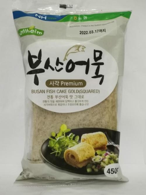 Korea Busan Fish Cake 450g