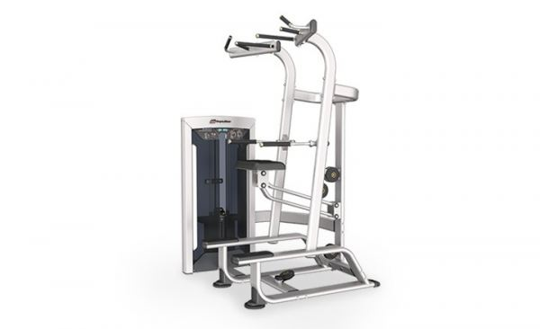 Weight Assisted Chin/Dip Combo FE9720    EXOFORM Strength Machine Commercial GYM Penang, Malaysia, Perak, Jelutong, Ipoh Supplier, Supply, Supplies, Setup | Arah Bumiraya Sdn Bhd/Olympic Sports & Fitness Sdn Bhd