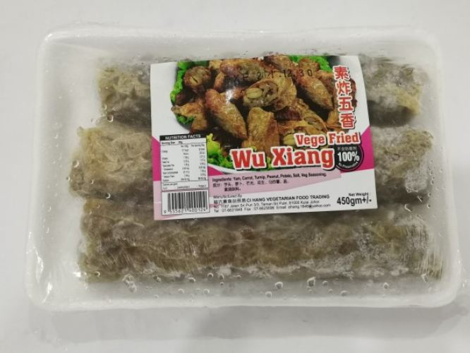 Vege Fried Ngoh Hiang 450g