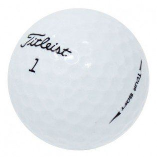 Titleist Tour Soft Practice Golf Balls