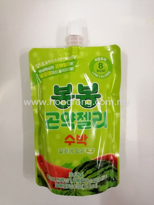 HF HT KONJAC JELLY 150ML WATERMELON