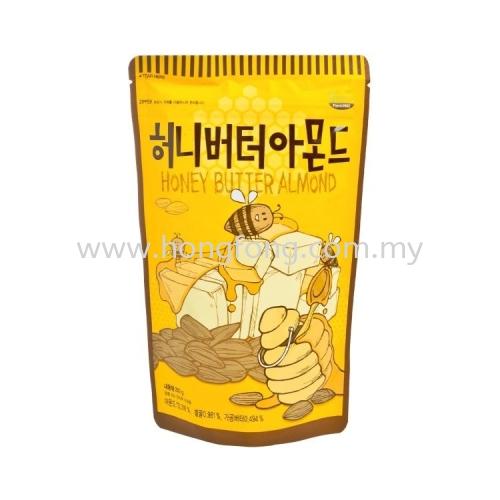 Toms Honey Butter Almond 210g