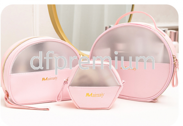 Toiletries Cosmetic Pouch  Cosmetic Bag Bags Selangor, Malaysia, Kuala Lumpur (KL), Puchong Supplier, Suppliers, Supply, Supplies | De Fortune Sdn Bhd
