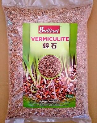 Vermiculite  ��ʯ  (3 liter) (3-6mm)