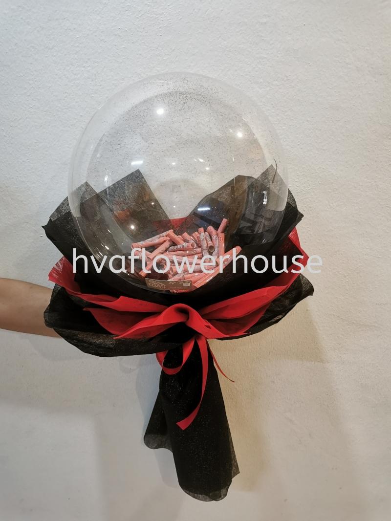 Balloon Bouquet RM520