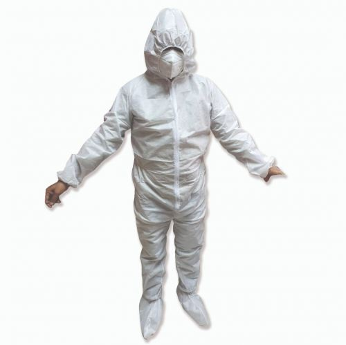 PPE Coverall Non Woven Fabric 45gsm Quality