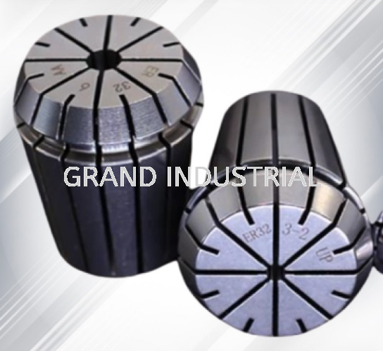 ER32 Spring Collet Industrial Accessories Penang, Malaysia, Bukit Mertajam Supplier, Suppliers, Supply, Supplies | GRAND INDUSTRIAL SUPPLIES