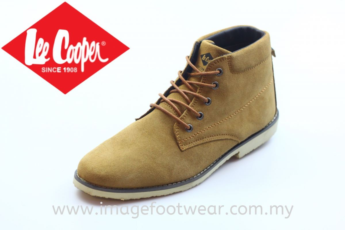 LEE COOPER Men Shoes LC-11658 TAN Colour